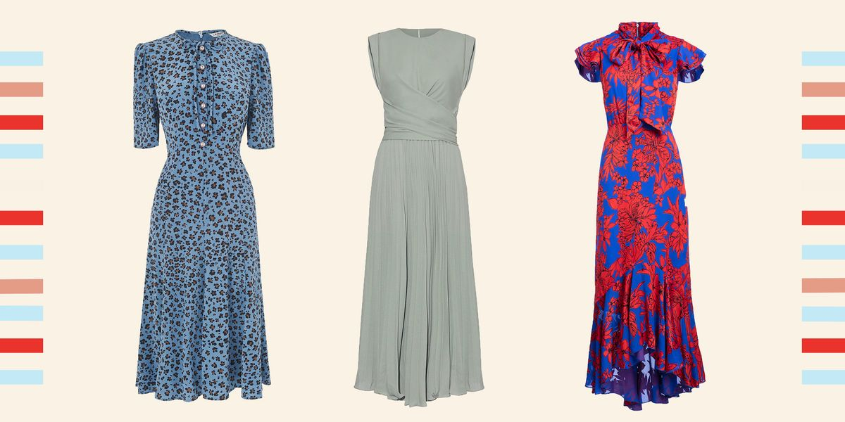 Wedding Guest Dresses With Sleeves.20 Dresses Any Guest Can Wear To Work And A Wedding