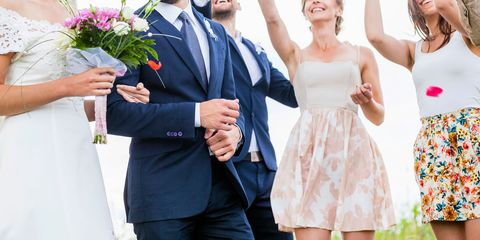 52983b2c066 What to Wear to Any Wedding With a Dress Code