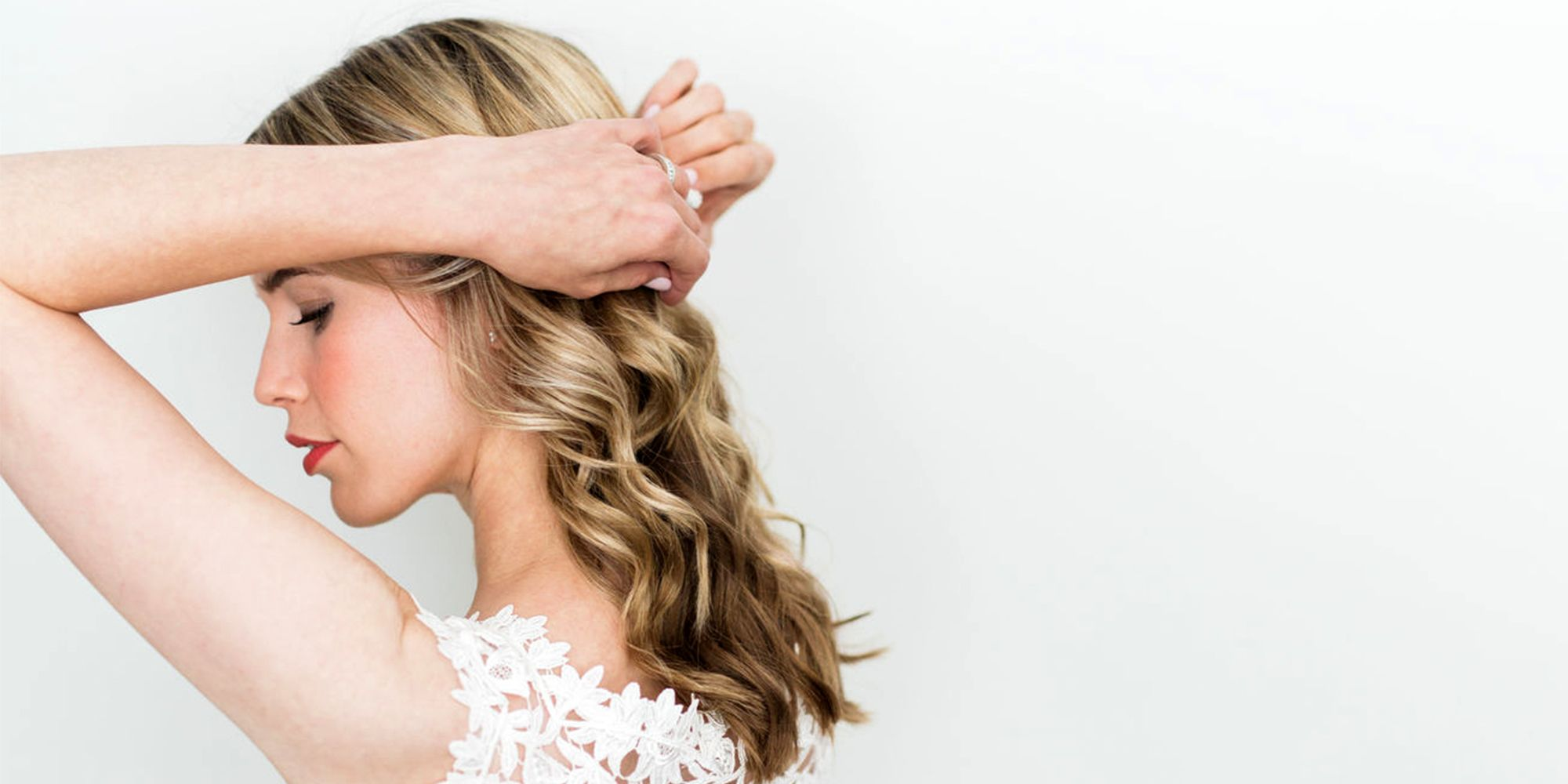 Brides Are Getting Haircuts Mid Wedding Day As A New Bridal Trend