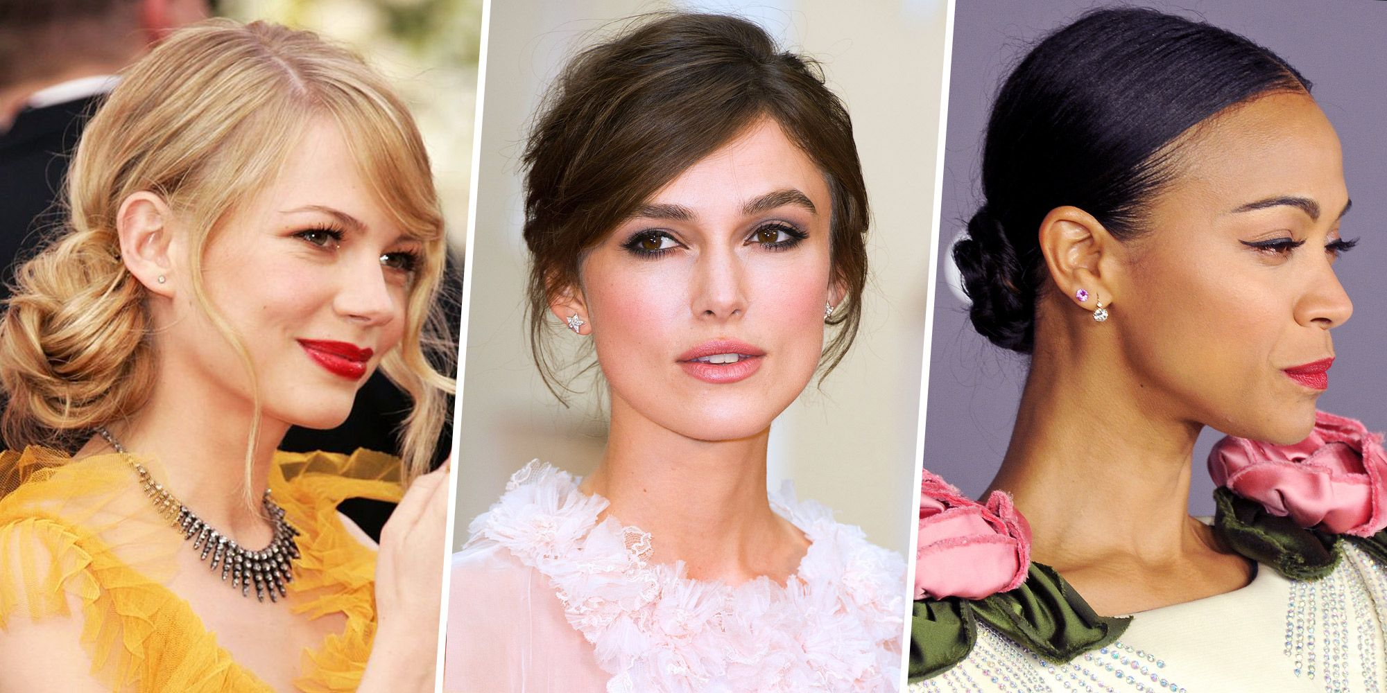 Hair Styles For Short Hair For Wedding Guest: 13 Wedding Hairstyles Perfect For Summer
