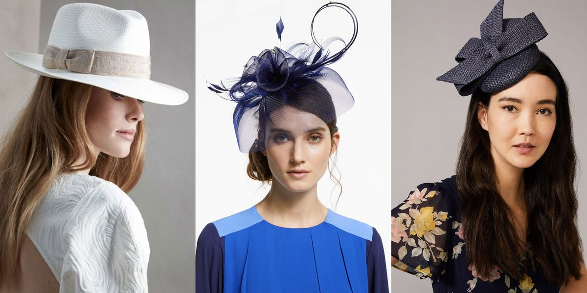 The best wedding hats to buy now