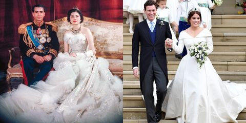 dde59fba979c2 The Best Royal Wedding Dresses of the Last 70 Years - Royal Wedding ...