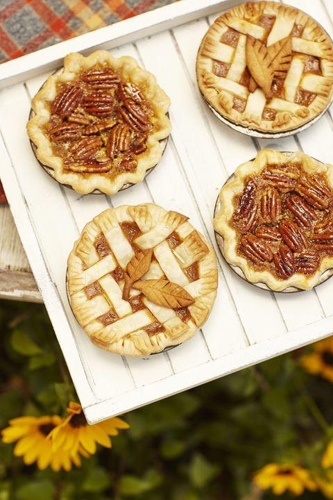 rustic wedding ideas pies