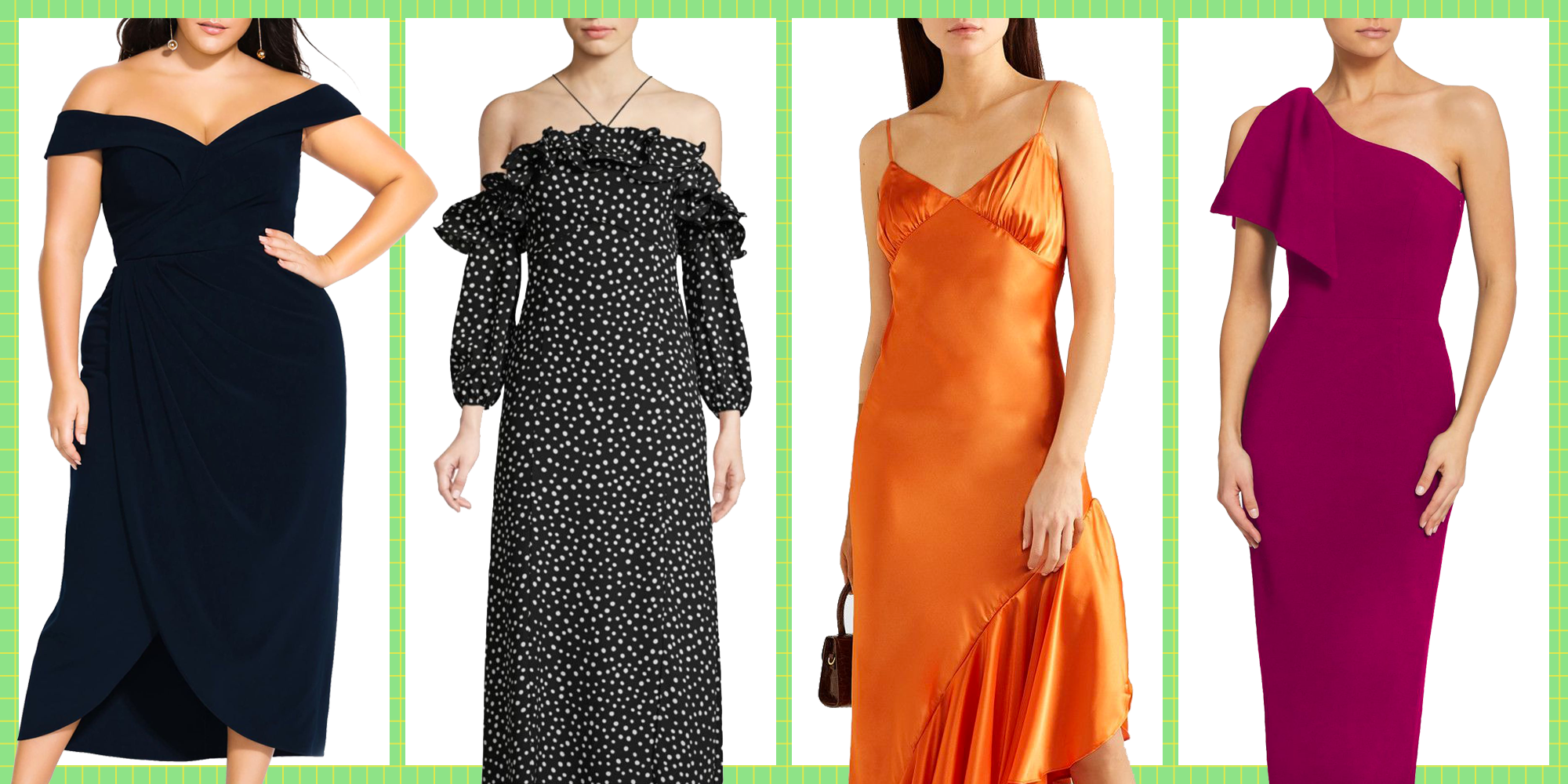 What to Wear to a Fall Wedding 2019 , 25 Fall Wedding Dress