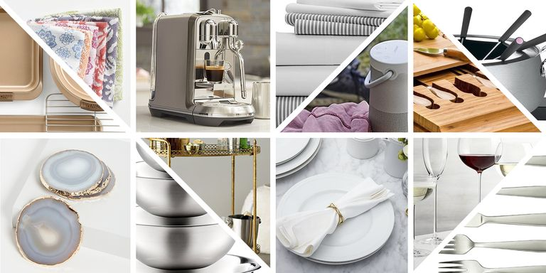 75 wedding registry ideas for 2018 wedding gift registry must haves wedding registry ideas solutioingenieria Image collections