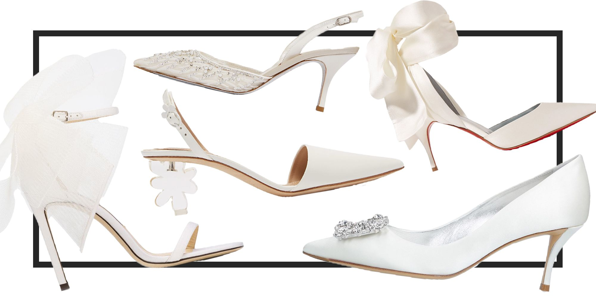 Best wedding shoes – Best shoes for brides