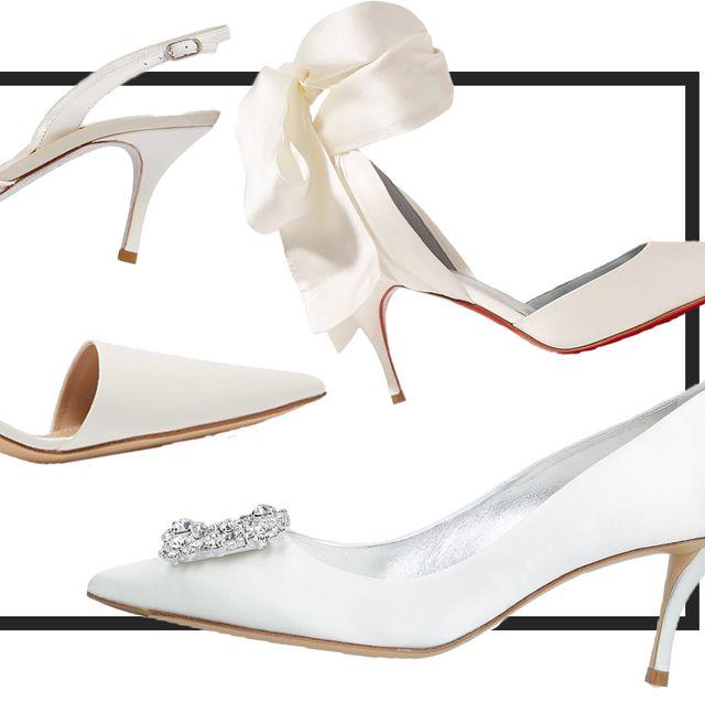 Best Wedding Shoes Best Shoes For Brides