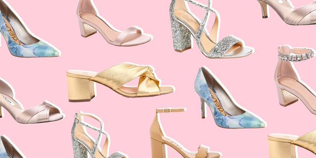 14 Most Comfortable Wedding Shoes You Won T Want To Take Off