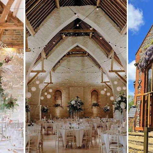 Wedding venues: 8 best wedding venues around the UK