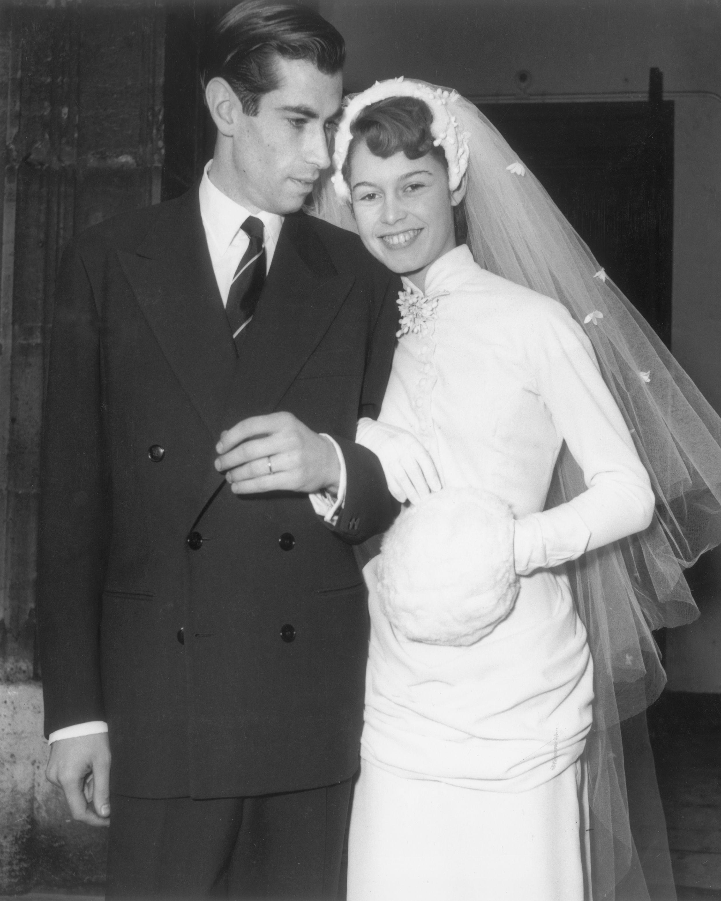 Bardot wedding