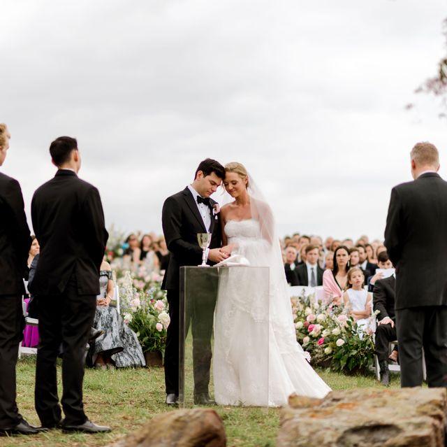 alex drummond and mauricio scott get married on drummond ranch