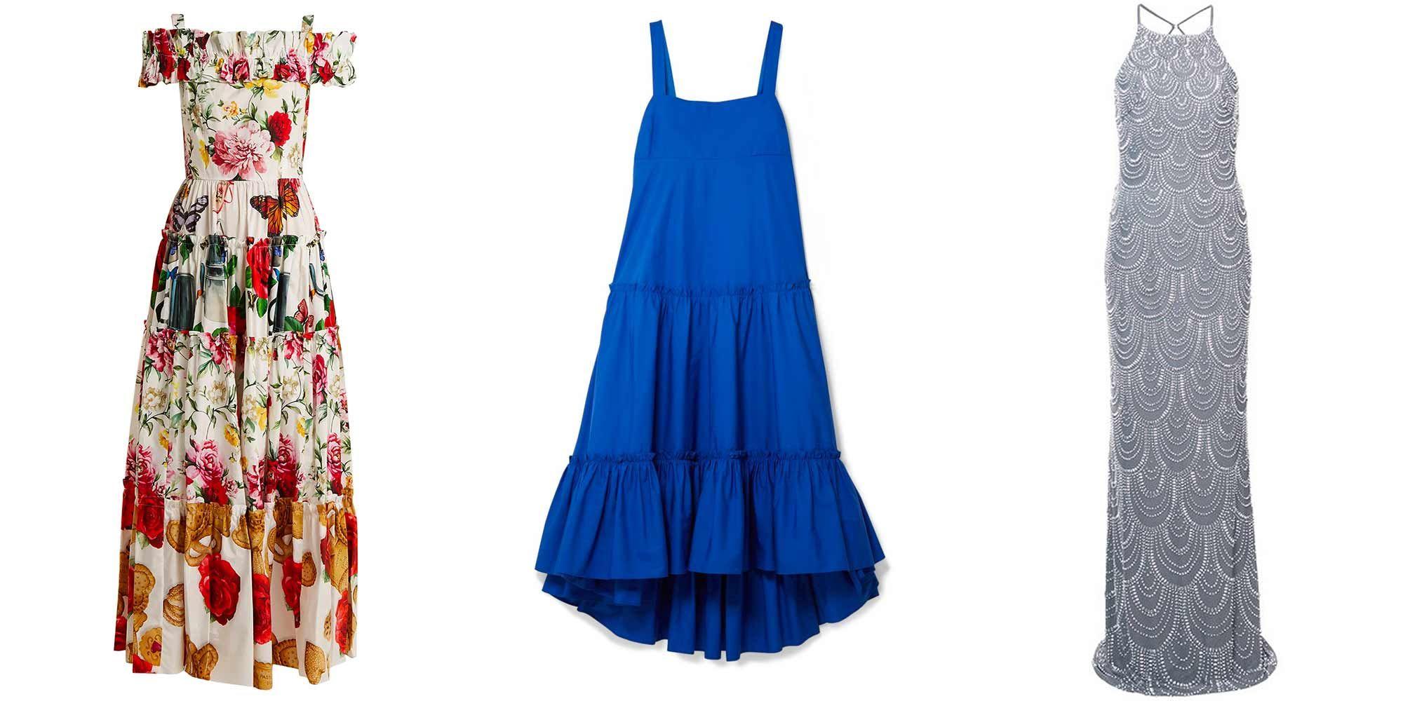 What To Wear To A Summer 2018 Wedding 25 Stylish Summer Wedding