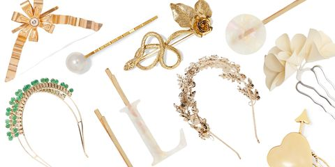The Most Beautiful Hair Accessories For A Wedding
