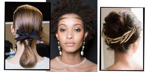 Wedding Hair Inspiration Ideas