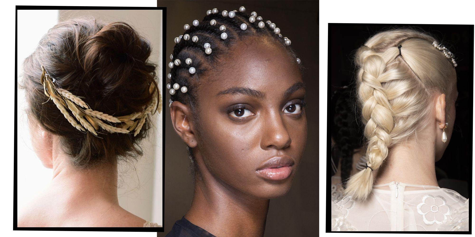 Wedding Hair Inspiration - Wedding Hairstyles for Brides & Bridesmaids