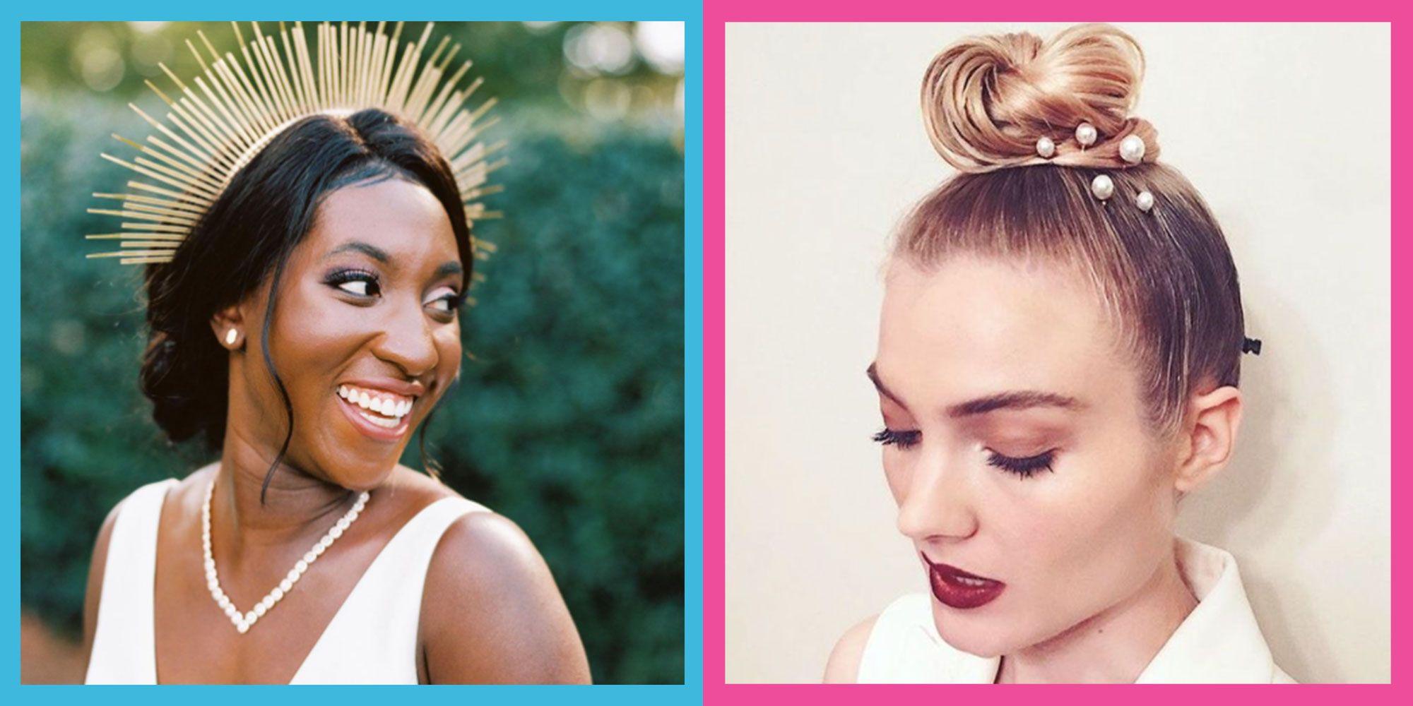 30+ Wedding Hair Ideas 2020 - Instagram's Best Bridal hairstyles