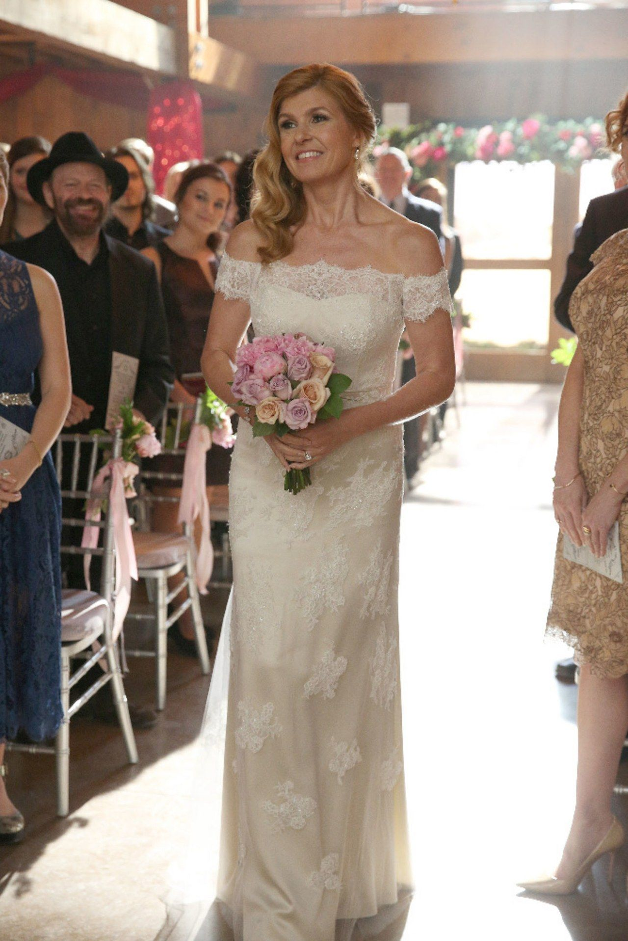 The 34 Dreamiest Tv Wedding Dresses Best Wedding Dresses From