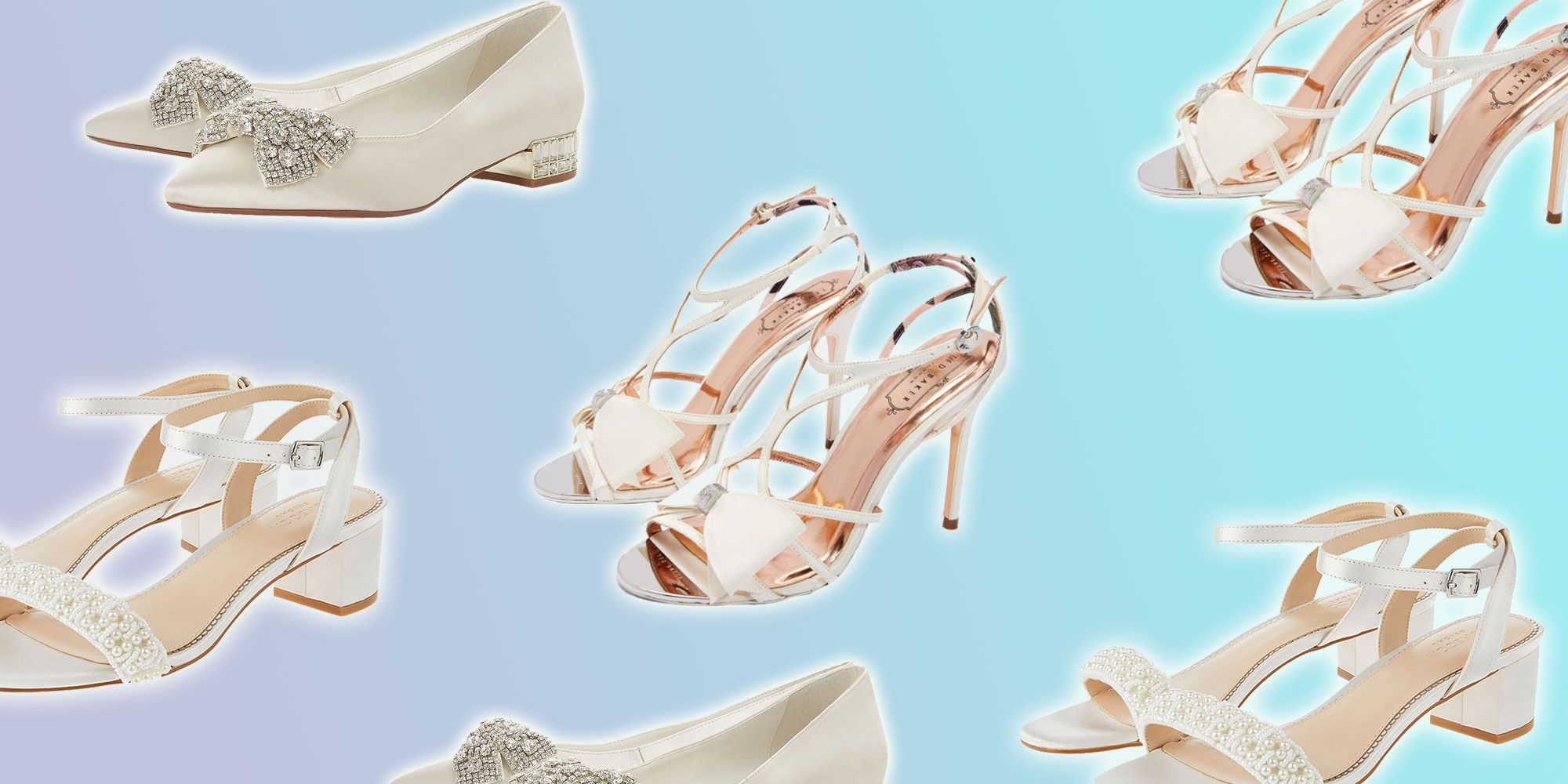 43adc917e81a Wedding shoes - best wedding shoes for UK brides