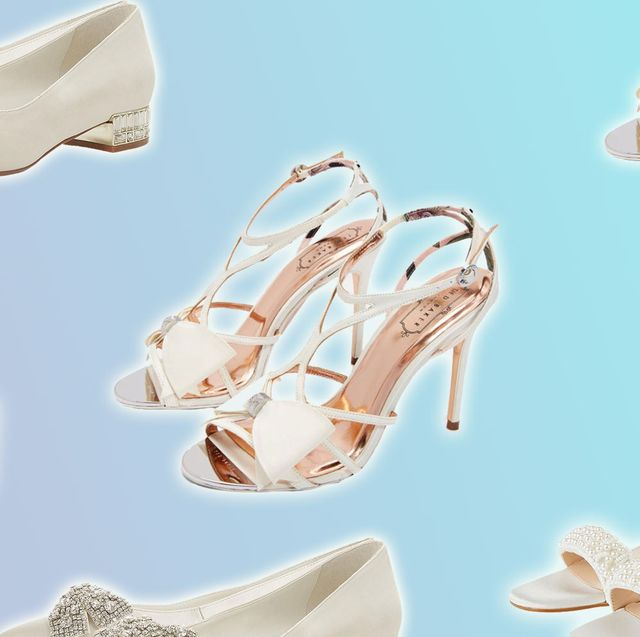 edef7ae54f1 Wedding shoes - best wedding shoes for UK brides