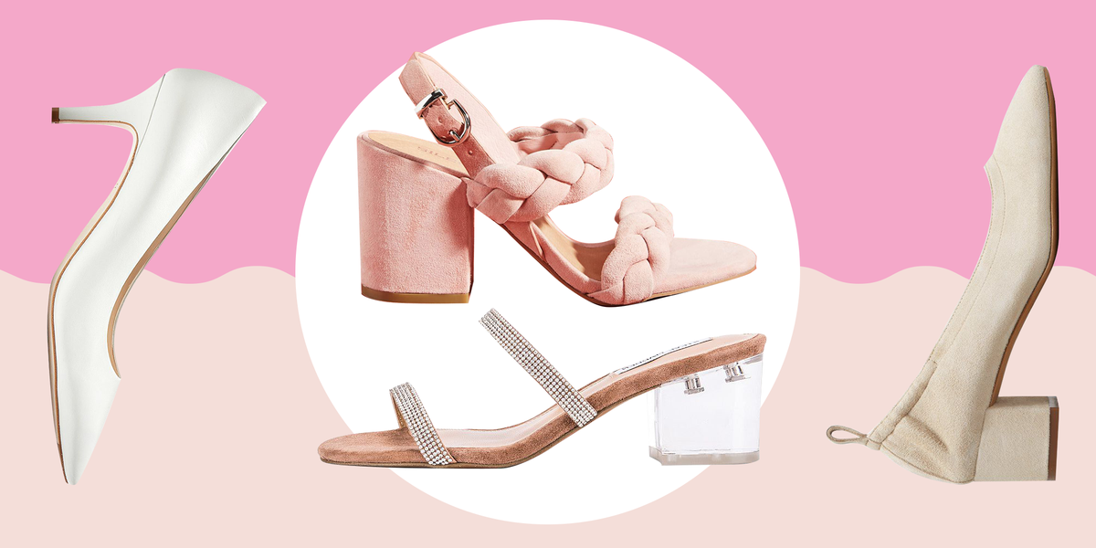 19 Comfortable Wedding Shoes You Can Wear All Night