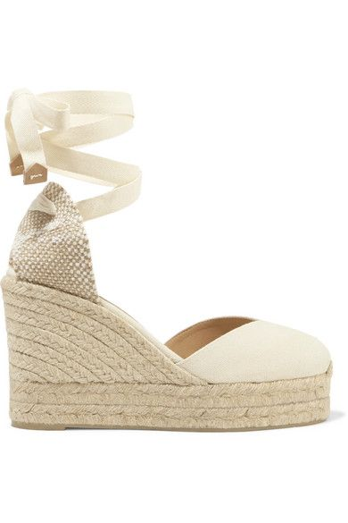 Footwear, Shoe, Beige, Sandal, Mary jane, Wedge, Espadrille, Slingback,