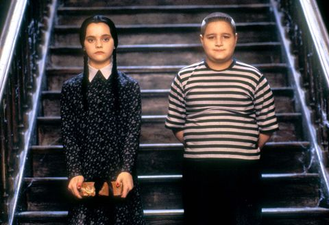 Wednesday Addams From The Addams Family Heres What Christina