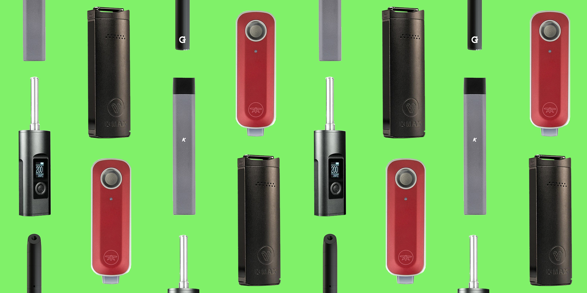 10 Best Weed Vaporizers 2019 - Top Marijuana Vapes to Buy Right Now