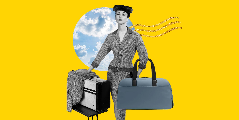 MAODATOU Travel Duffel Bag Unisex Overnight Weekend Carry On Duffles Bags Luggage Bags Handbag Shoulder Bags Weekender Travel Bag Striped Waterproof Holdall Gym Sports Tote Bag Travel Color : Black