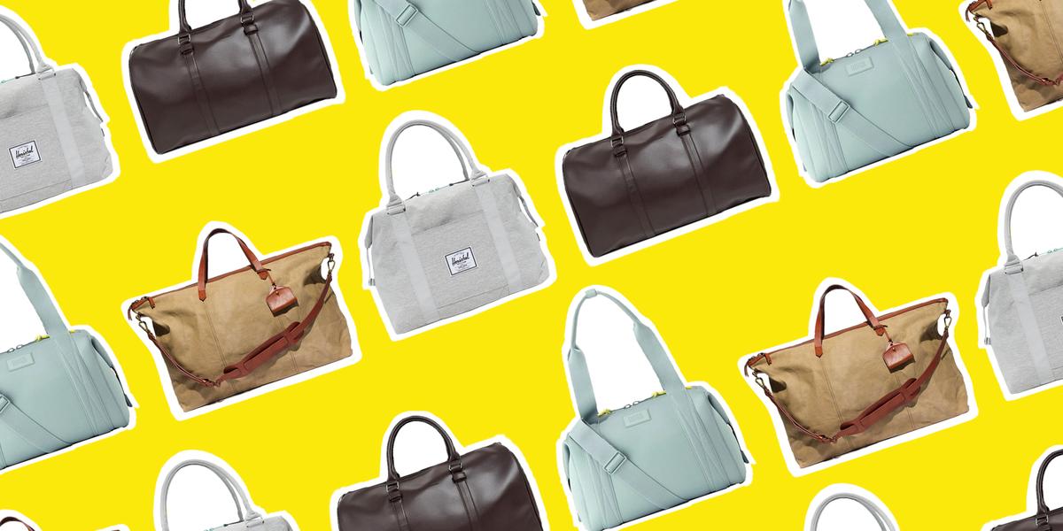 15bbe5c8e 25 Best Weekender Bags 2019 - Weekender Bags for Women