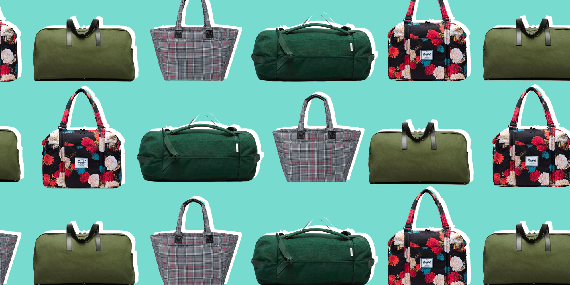 25 Stylish Weekender Bags That'll Inspire You to Plan a Quick Getaway
