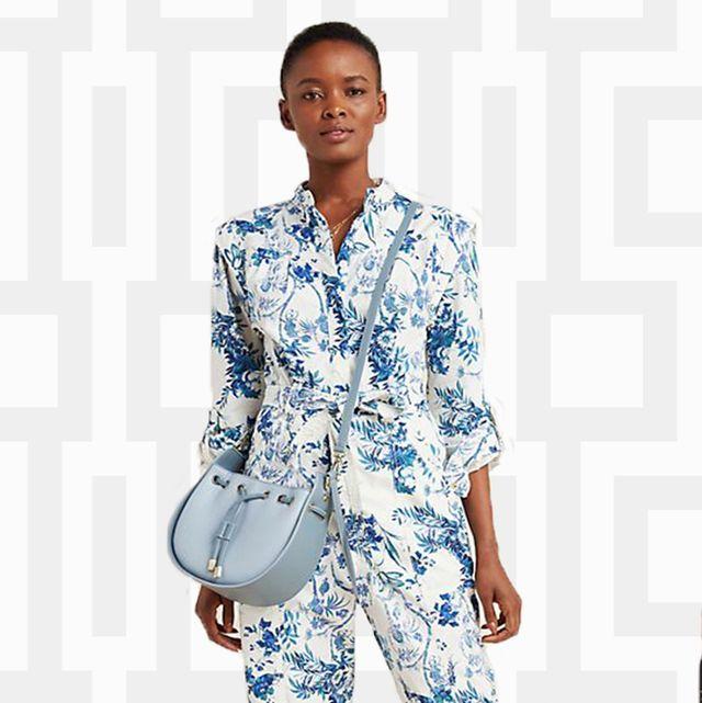 Clothing, Jeans, Fashion, Fashion model, Denim, Sleeve, Neck, Dress, Pattern, Textile,