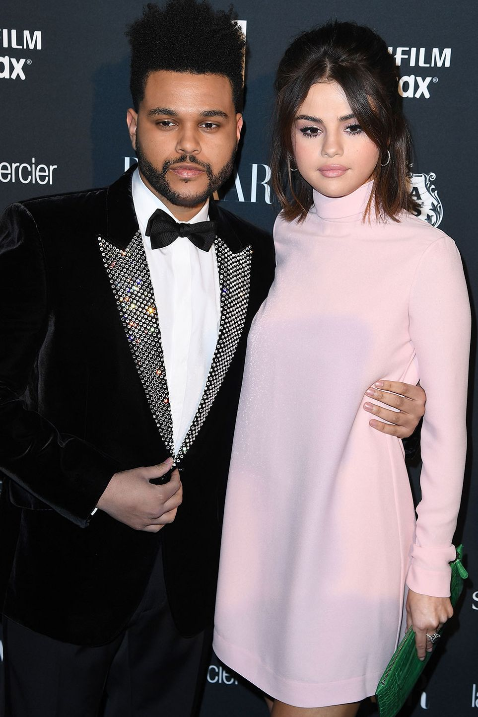 Selena Gomez and The Weeknd It seems like their relationship ended right when they gained the ability to mimic each other's facial expressions. Maybe that's why it stung so much.