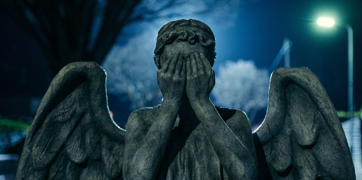 """Doctor Who: Flux cast talk """"worst"""" part of Weeping Angels return"""