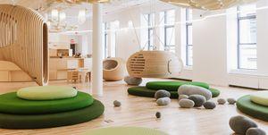 La 'vuelta al cole' de Bjarke Ingels empieza con este colegio en Nueva York de WeWork llamado WeGrow