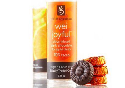 Wei of Chocolate in Joyful