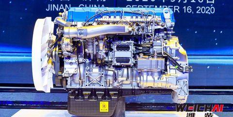 motor diesel bosch