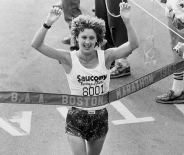Last American Woman to Win the Boston Marathon Wants to Lose that Distinction