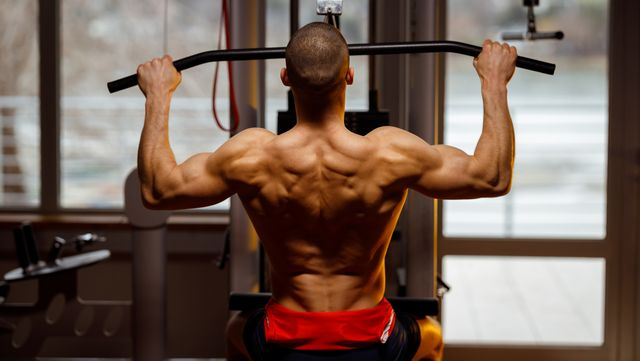 weight back exercise