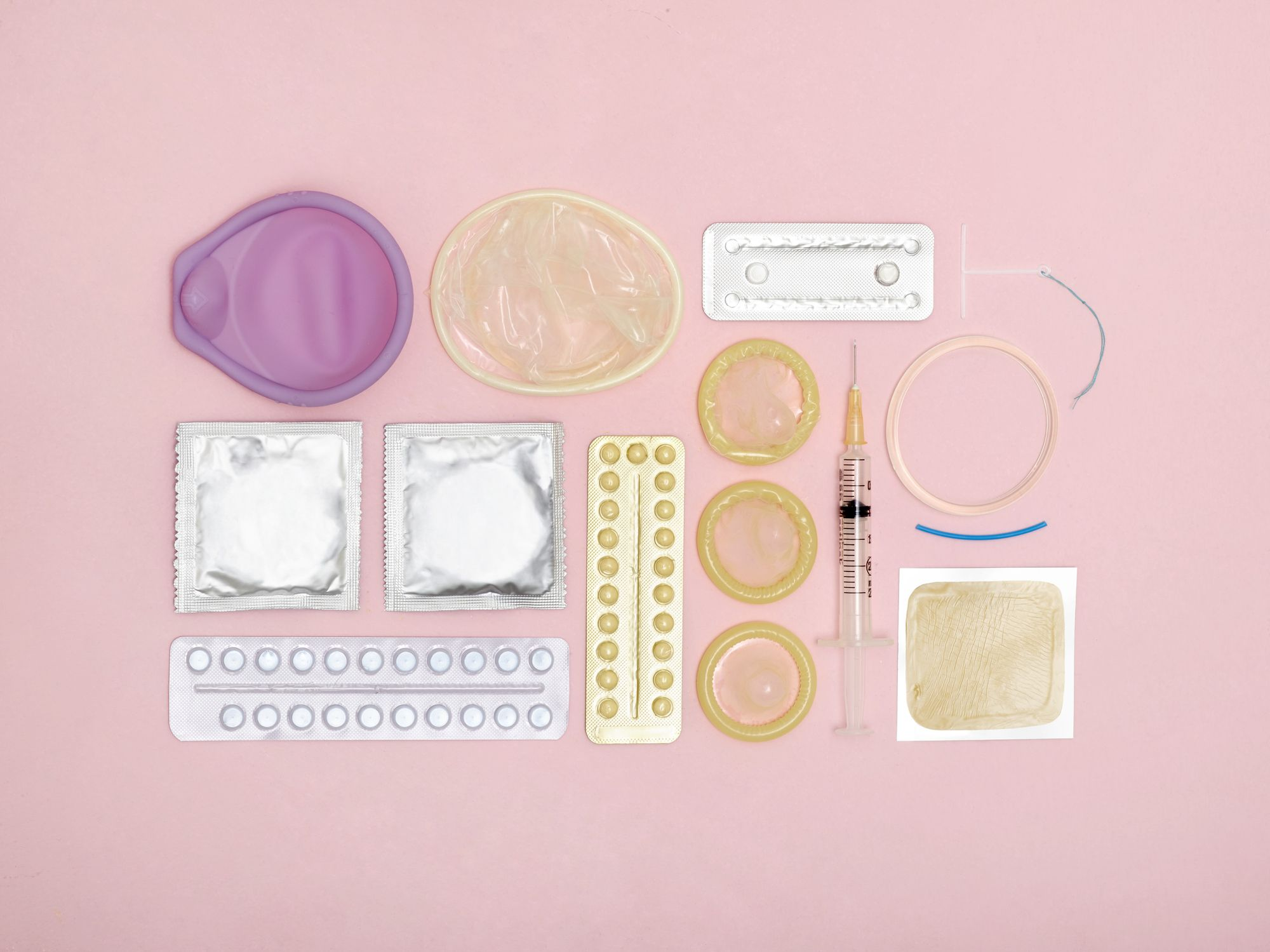 Will you gain weight on contraception?