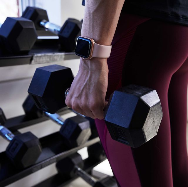 return to working out safely