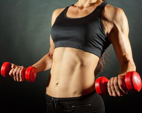 What's Better For Building Muscle: Heavier Weights or More Reps?