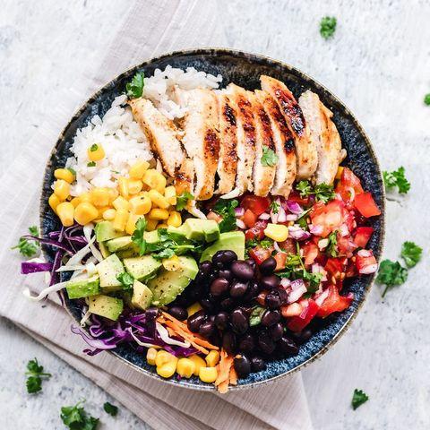 Dish, Food, Cuisine, Ingredient, Salad, Superfood, Produce, Lunch, Vegetable, Vegan nutrition,