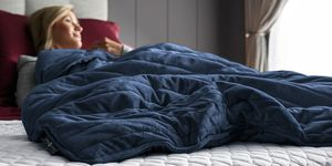 5 Benefits Of A Weighted Blanket How Do Weighted
