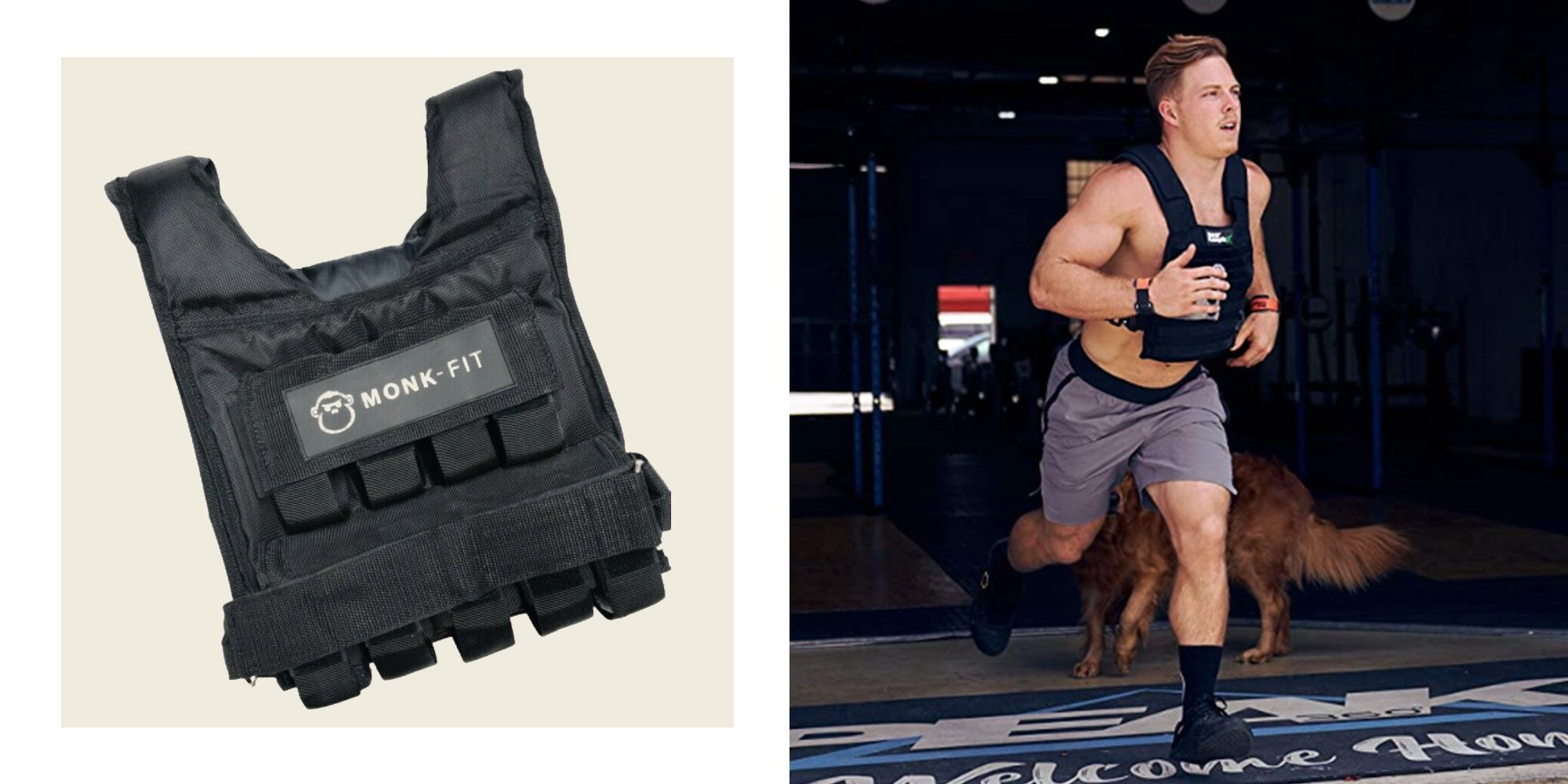 We R Sports Adjustable Weighted Weight Vest Loss Training Exercise Crossfit LIMITED EDITION