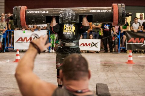 arnold classic europe 2018 competition in barcelona