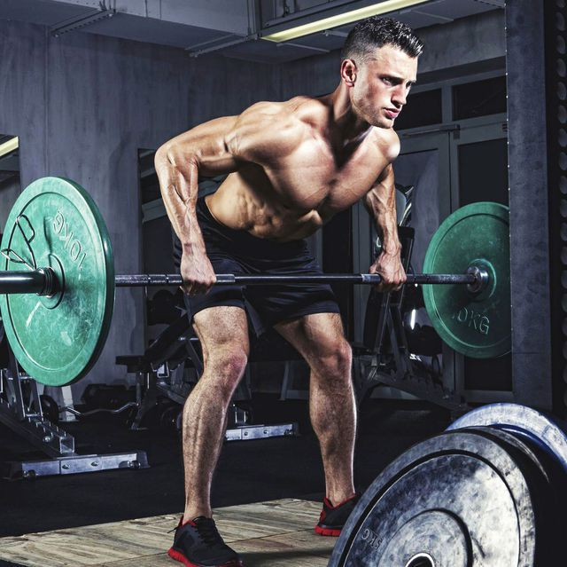 Build Major Back Strength And Protect Your Shoulders With Barbell Rows
