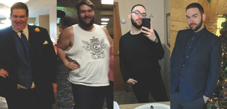 Vegan diet for weight loss veganism helps man lose 150 pounds and after losing both his parents joey morganelli hit nearly 400 pounds then a new diet changed his life ccuart Image collections