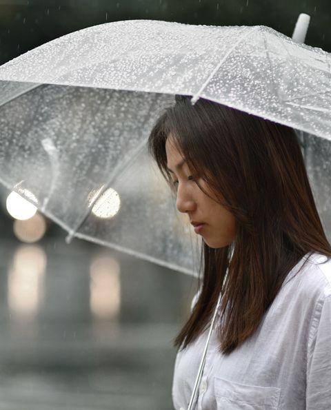 weird phobias Ombrophobia fear rain