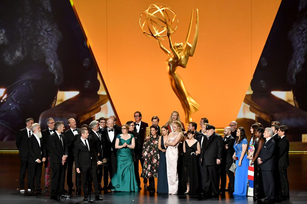 People Are Not Thrilled That Game of Thrones Won the Best Drama Emmy