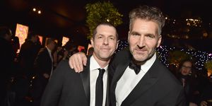 D.B.y David Benioff HBO's Official 2018 Emmy After Party
